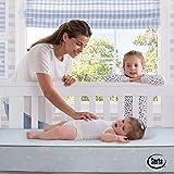 Serta Perfect Start Fiber Core Crib and Toddler
