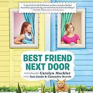 Best Friend Next Door Audiobook