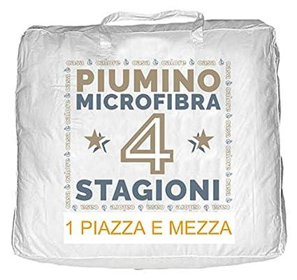 Piumino 1 Piazza.Piumino Piazza E Mezza 4 Stagioni 2 Piumini 200x200 100