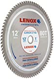 LENOX Tools Circular Saw Blade, Aluminum-Cutting, 12-inch, 80T (21889AL120080CT)