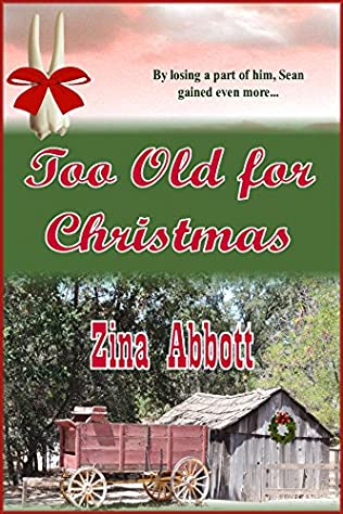 book cover of Too Old for Christmas