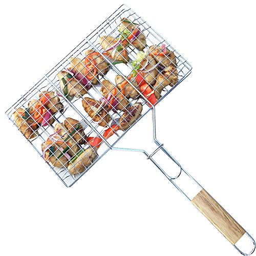 fish basket for grilling - 7
