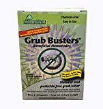 10 Million Beneficial Nematodes (H.bacteriophora) - Nema Globe Grub Buster for Pest Control - New''No Refrigeration Required'' Formula