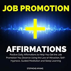 Job Promotion Affirmations