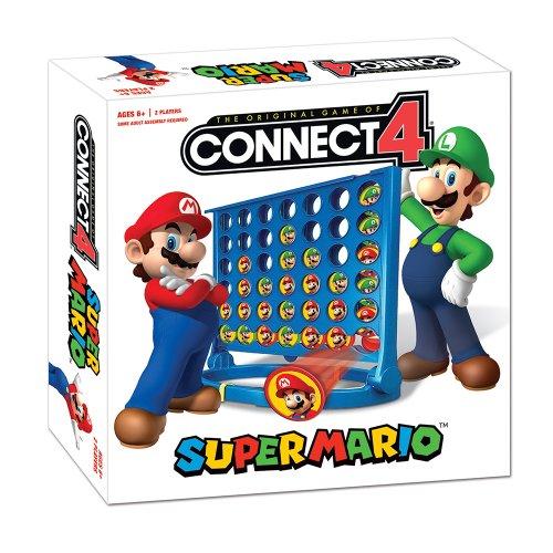 Connect 4: Super Mario ()