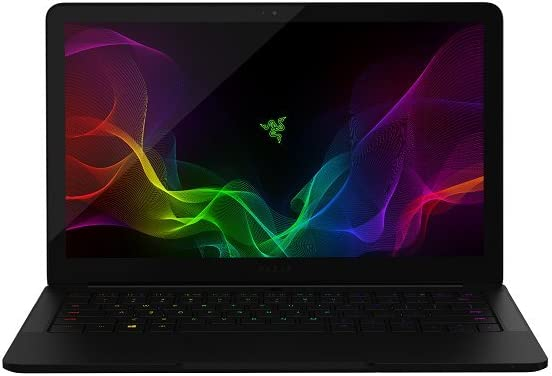 Razer Blade Stealth 31,75 cm (12,5 Pulgadas, 4 K) Ultrabook (Intel Core i7 – 7500u, 16 GB de RAM, 512 GB SSD, Windows 10) Negro 512 GB SSD