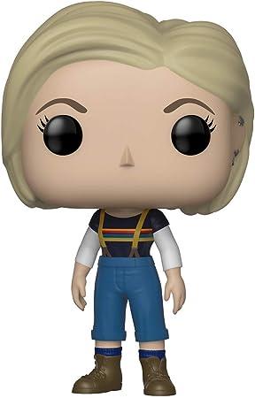 Pop! Doctor Who - Figura de Vinilo Thirteenth Doctor: Amazon.es: Juguetes y juegos