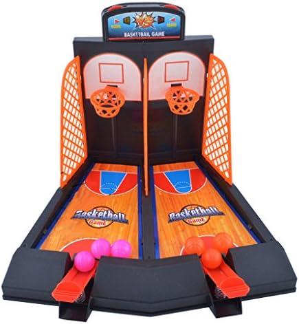 Juguetes de Mesa Diversión Familiar Mini Baloncesto Disparar los Dedos Niños: Amazon.es: Juguetes y juegos