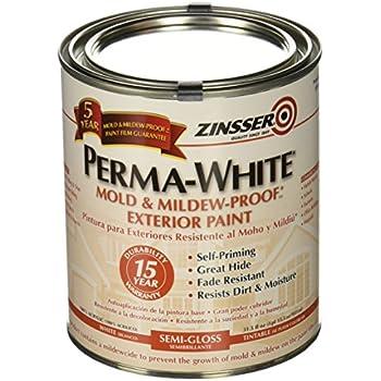 Kilz Exterior Siding Fence And Barn Paint White 1