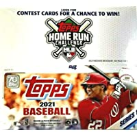 $94 » 2021 Topps Series 1 MLB Baseball RETAIL box (24 pks/bx)