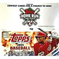 $94 » 2021 Topps Series 1 MLB Baseball RETAIL box (24 pks/bx)