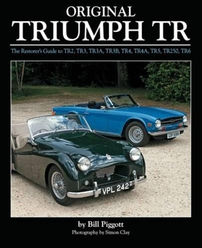 Original Triumph TR Restorers Guide