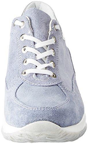 Bata Damen 523306 Hohe Sneaker Blau
