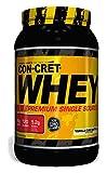 Promera Sports CON-CRET Premium Whey Protein Powder, Vanilla Cake Batter, 2 Pound – 29 Servings