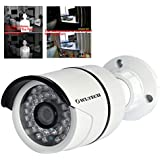 OwlTech IP Bullet Camera 4MP SONY CMOS 3.6mm 36LED 105ft Night Vision with Microphone Built In + WDR + Smart IR