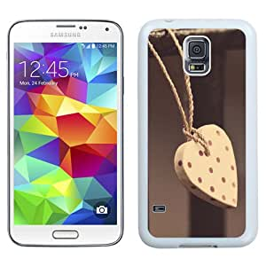 New Beautiful Custom Designed Cover Case For Samsung Galaxy S5 I9600 G900a G900v G900p G900t G900w With Heart Shaped Ornaments (2) Phone Case