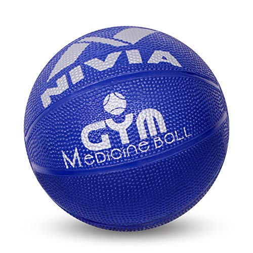 Nivia Medicine Ball 4 Kg – Best Exercise Ball 2020-21