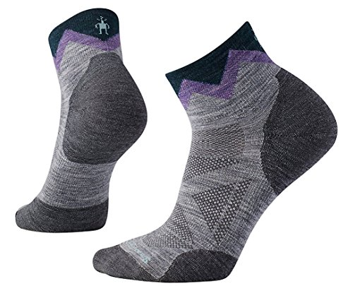 Smartwool Women's PhD¿ Pro Approach Light Elite Mini Light Gray Medium