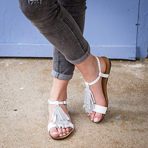 sandali Sabot Donna Plakton Plakton Sabot Donna Bianco sandali Donna Bianco sandali Sabot Plakton wCwqS1x