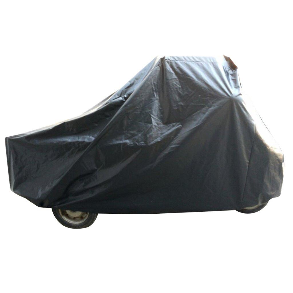 Faltgarage schwarz APE 50 Garage Outdoor lange Pritsche