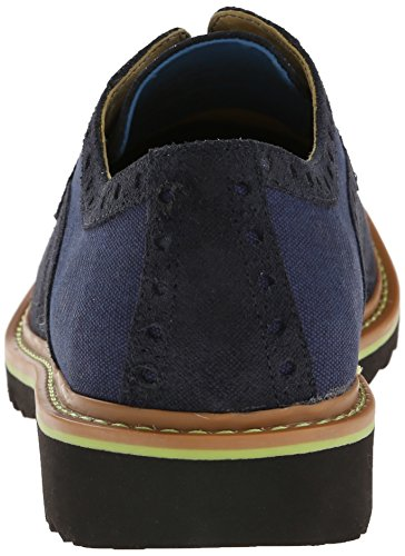 Robert Graham Hombres Bethune 3 Oxford Navy