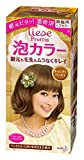 japanese bubble hair dye - PRETTIA Kao Prettia Bubble Hair Color, Candy Biege, 3.38 Fluid Ounce