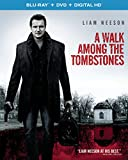 A Walk Among the Tombstones (Blu-ray + DVD + DIGITAL HD)