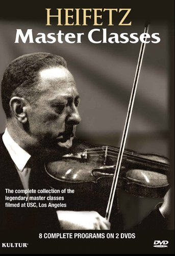 Heifetz Master Classes (Performing Artist Master)