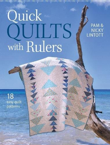 Quick Quilts Rulers Quilt Patterns product image