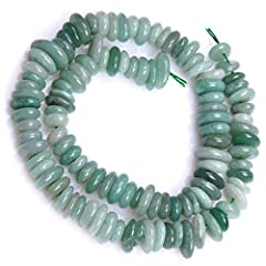 Introduction: Semi precious gemstone crystal loose beads for Jewelry Making. Well Polished and gorgeous stone.Feature: Best for decorations, necklaces, bracelets and earrings, best choice for jewelry DIYBest Gift: Still do not know what kind ...