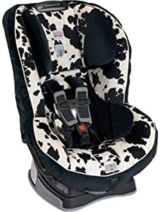 Britax Boulevard 70 CS Convertible Car Seat, Cowmooflage (Prior Model)