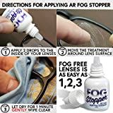 Dynamic Labs Fog Stopper - Stops Fog on AR Lenses
