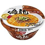 【販路限定品】日清食品 RAMEN NEXT 鳴龍 担担麺 149g×12個