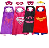 cool costume for kids - Supreal Kid Cape & Mask Costume Set Cool Children & Toddler Dress Up Party