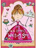 Rachel Ellen My Very Lovely Writing Set Kit d'écriture