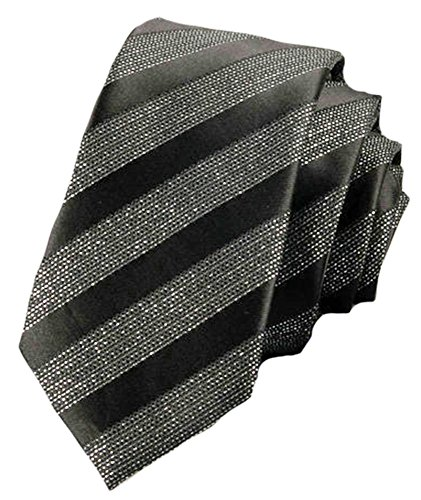 Flairs New York Collection Neck Tie (Black /