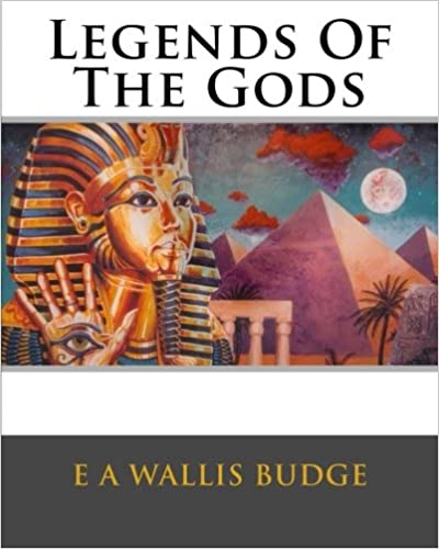 Book Legends Of The Gods