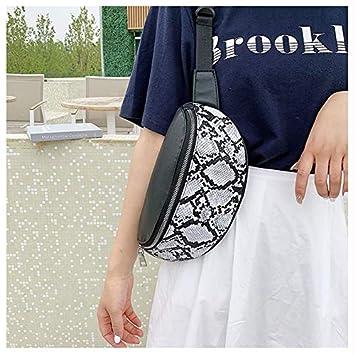 MZDHYB Paquete de la Cintura Girl Waist Bag Fashion Pack ...