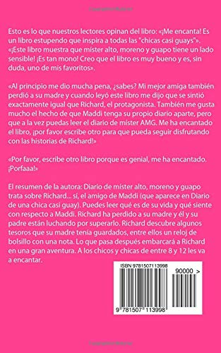 Diario de míster alto, moreno y guapo (Spanish Edition): Kaz Campbell, Lourdes Osorio González: 9781507113998: Amazon.com: Books