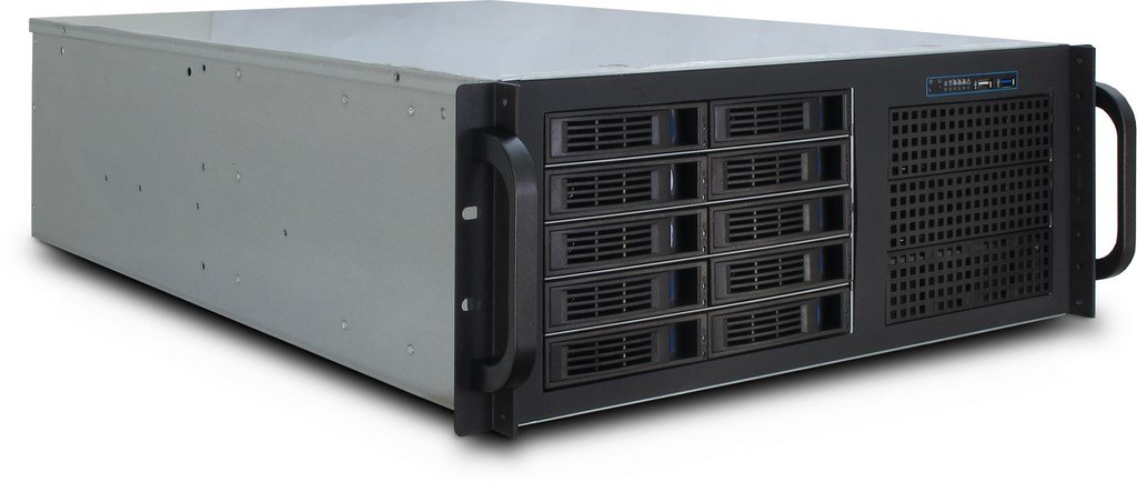 Inter-Tech IPC 4U-4410 2.5/3.5