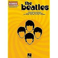 The Beatles: Hal Leonard Recorder Songbook