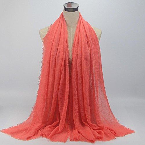 Malloom® Hijab pour l islam Musulman Islam Muslim Viscose Premium Maxi  Crinkle Nuage Châle Echarpe Doux (180   90CM, 11 )  Amazon.fr  Vêtements et  ... 565b860ead2