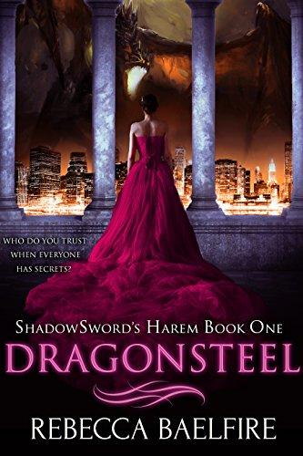 Dragonsteel: Shadowsword's Harem (Book One) (Reverse Harem Urban Fantasy Romance)