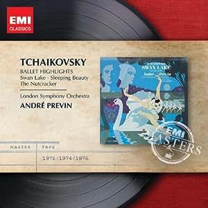 Emi Masters -  Tchaikovsky: Ballet Highlights