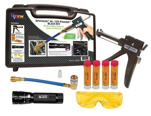 Uview 332005 Black Spotgun Jr/UV Phazer Kit