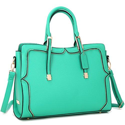 Women Handbag Shoulder Bags ladies Satchel Medium Zipper for sale  Delivered anywhere in USA
