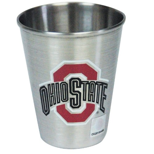 Game Day Outfitters NCAA Ohio State Buckeyes (SS) Shotglass, One Size, Multicolor ()