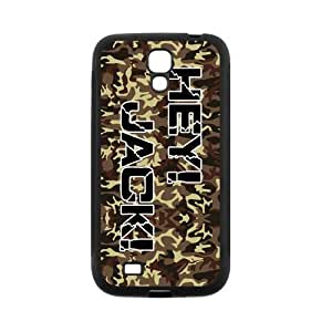 Army Camo Pattern Protective Rubber Cell Phone Cover Case for SamSung Galaxy S4,SIV Cases