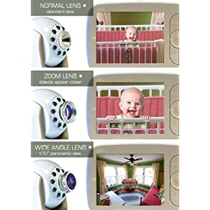 Infant Optics DXR-8 Add-on Camera (Not Compatible with DXR-8...