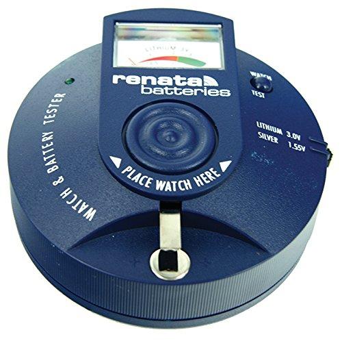 RN-Renata Renata Watch And Battery Analyzer
